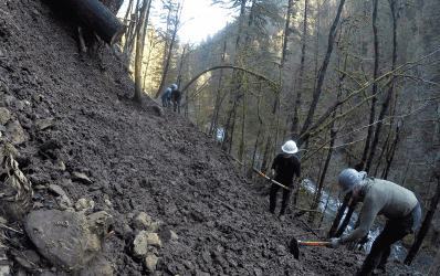 Eagle Creek Trail Re-opens